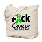 Fuck Kidney Cancer.png Tote Bag