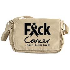 Fuck Skin Cancer.png Messenger Bag