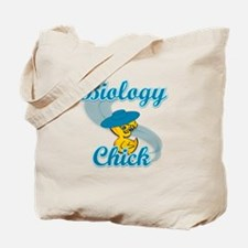 Biology Chick #3 Tote Bag