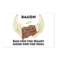Soul Bacon Postcards (Package of 8)