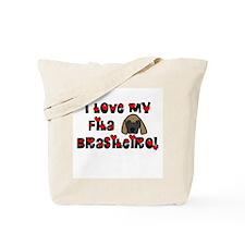 Love Fila Brasileiro Tote Bag