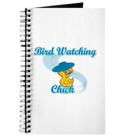 Bird Watching Chick #3 Journal