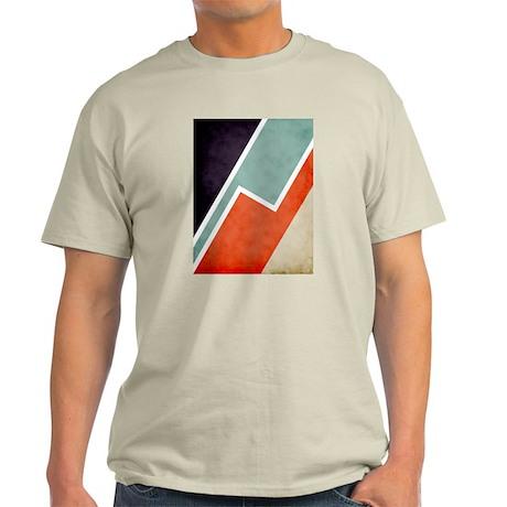 Straight Line Here Light T-Shirt