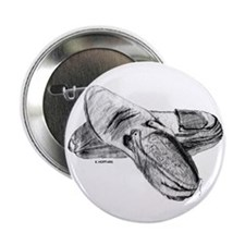 "Shoes 2.25"" Button (10 pack)"