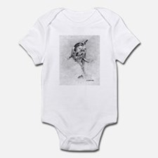 Dolphin Infant Bodysuit