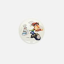 Krypto Mini Button (100 pack)