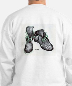 Dancing shoes Sweatshirt