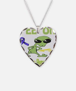 Pee on Pulmonary Hypertension Necklace
