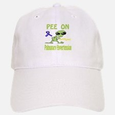 Pee on Pulmonary Hypertension Baseball Baseball Cap