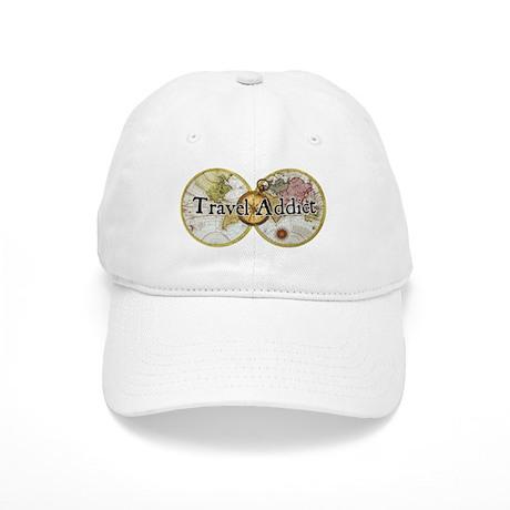 Classic Travel Addict Cap