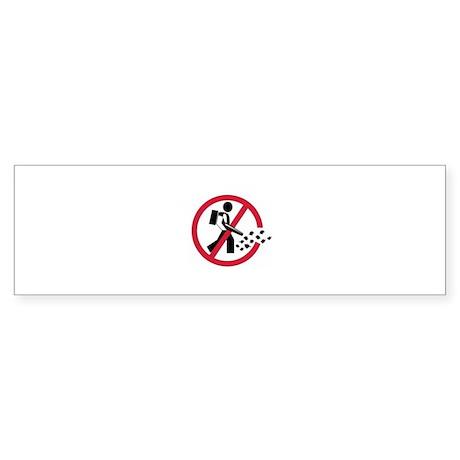 noleaftblowers Sticker (Bumper)