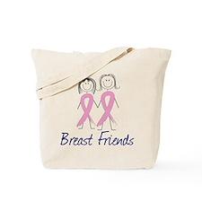 Breast Friends Tote Bag