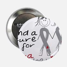 """Find A Cure 2.25"""" Button"""