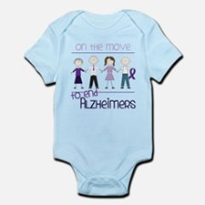 On The Move Infant Bodysuit