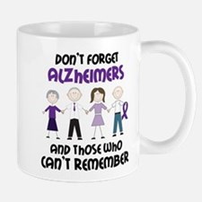Dont Forget Alzheimers Mug