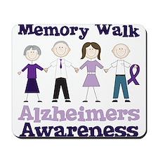 Memory Walk Mousepad