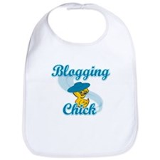 Blogging Chick #3 Bib