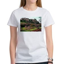 Edinburgh Castle View Tee