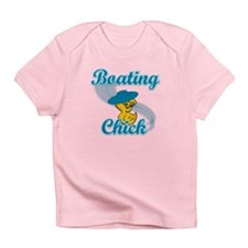 Boating Chick #3 Infant T-Shirt