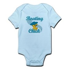 Boating Chick #3 Infant Bodysuit