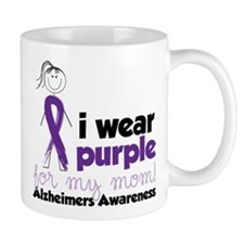 I Wear Purple Mug