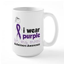 I Wear Purple Mug