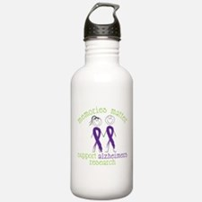Memories Matter Water Bottle