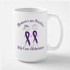 Help Cure Alzheimers Mug