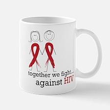 Together We Fight Mug