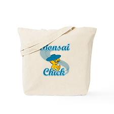 Bonsai Chick #3 Tote Bag