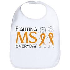 Fighting MS Everyday Bib