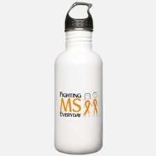 Fighting MS Everyday Sports Water Bottle