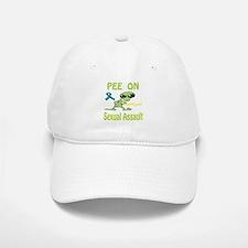 Pee on Sexual Assault Baseball Baseball Cap