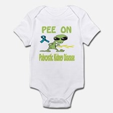 Pee on Polycystic Kidney Disease Infant Bodysuit
