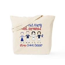 Get Screened Tote Bag