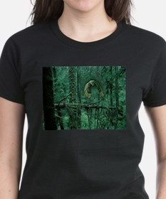 Green Woods Owl Tee