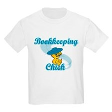 Bookkeeping Chick #3 T-Shirt