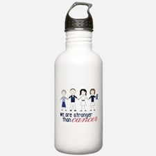 We Are Stronger Water Bottle