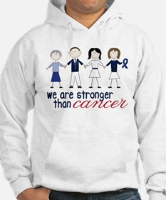 We Are Stronger Hoodie