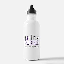 Think Purple Water Bottle