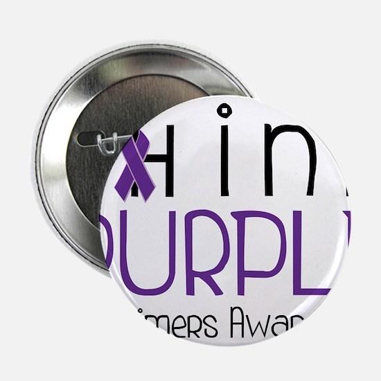 "Think Purple 2.25"" Button"