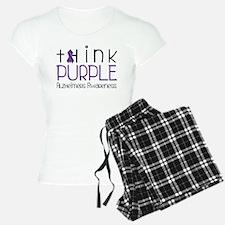 Think Purple Pajamas