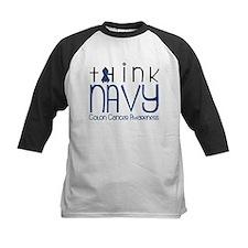 Think Navy Tee
