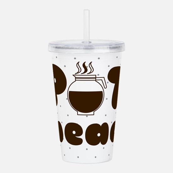 Unique Drink Acrylic Double-wall Tumbler