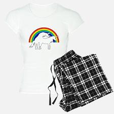 Humping Unicorns Pajamas