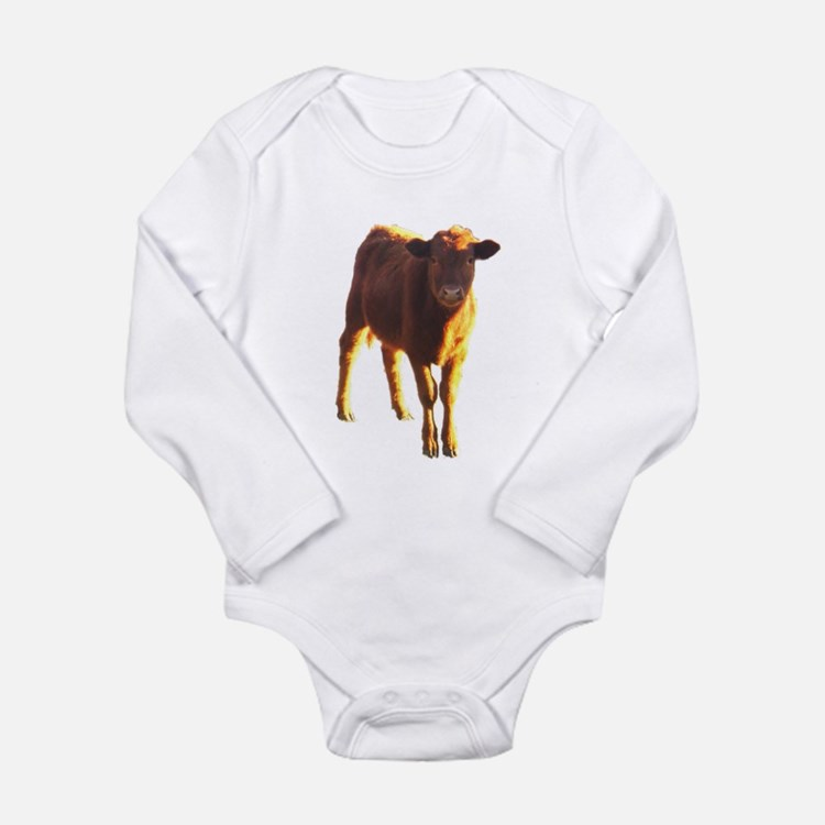 red angus Body Suit