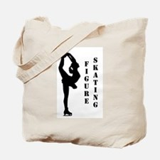 Figure Skating - Biellmann Tote Bag