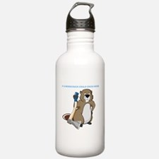 Could Chuck Wood Water Bottle