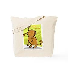 Boob Hound Tote Bag
