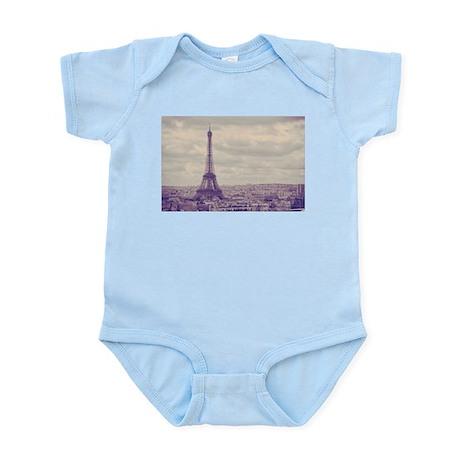 Eiffel Tower Infant Bodysuit